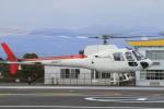 eokiiiiさんが、群馬ヘリポートで撮影した野崎産業 AS350B Ecureuilの航空フォト(写真)
