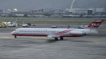 simokさんが、台北松山空港で撮影した遠東航空 MD-82 (DC-9-82)の航空フォト(写真)