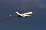 まいけるさんが、羽田空港で撮影したベルジャヤ・エア BD-700-1A11 Global 5000の航空フォト(写真)