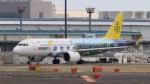 raichanさんが、成田国際空港で撮影したロイヤルブルネイ航空 A320-251Nの航空フォト(写真)