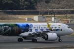 ☆ライダーさんが、成田国際空港で撮影したロイヤルブルネイ航空 A320-251Nの航空フォト(写真)