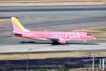 葉ちゃんの家来さんが、福岡空港で撮影したフジドリームエアラインズ ERJ-170-200 (ERJ-175STD)の航空フォト(写真)