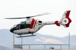 なごやんさんが、名古屋飛行場で撮影した中日本航空 EC135P2の航空フォト(写真)