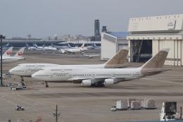 airdrugさんが、成田国際空港で撮影したアトラス航空 747-481の航空フォト(写真)