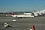 みそらさんが、シアトル タコマ国際空港で撮影したデルタ航空 717-2BDの航空フォト(写真)