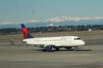 みそらさんが、シアトル タコマ国際空港で撮影したデルタ航空の航空フォト(写真)