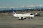 みそらさんが、シアトル タコマ国際空港で撮影したユナイテッド・エクスプレス ERJ-170-200 LR (ERJ-175LR)の航空フォト(写真)