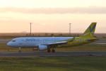 kuro2059さんが、新千歳空港で撮影したバニラエア A320-214の航空フォト(写真)