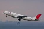 starlightさんが、羽田空港で撮影した日本航空 A300B4-622Rの航空フォト(写真)