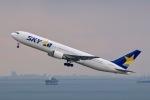starlightさんが、羽田空港で撮影したスカイマーク 767-3Q8/ERの航空フォト(写真)