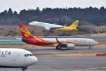 mojioさんが、成田国際空港で撮影した海南航空 737-86Nの航空フォト(写真)