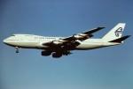 tassさんが、成田国際空港で撮影したニュージーランド航空 747-219Bの航空フォト(写真)