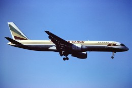 tassさんが、成田国際空港で撮影したエチオピア航空 757-260PFの航空フォト(飛行機 写真・画像)