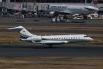 airportfireengineさんが、羽田空港で撮影したベルジャヤ・エア BD-700-1A11 Global 5000の航空フォト(写真)