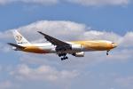 sonnyさんが、成田国際空港で撮影したノックスクート 777-212/ERの航空フォト(写真)