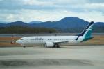 FRTさんが、広島空港で撮影したシルクエア 737-8-MAXの航空フォト(写真)