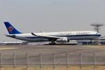 kaeru6006さんが、羽田空港で撮影した中国南方航空 A330-343Xの航空フォト(写真)