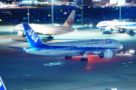 FRTさんが、羽田空港で撮影した全日空 787-8 Dreamlinerの航空フォト(飛行機 写真・画像)
