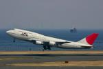 starlightさんが、羽田空港で撮影した日本航空 747-446Dの航空フォト(写真)