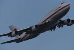 パラノイアさんが、千歳基地で撮影した航空自衛隊 747-47Cの航空フォト(写真)