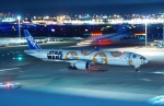 FRTさんが、羽田空港で撮影した全日空 777-381/ERの航空フォト(飛行機 写真・画像)