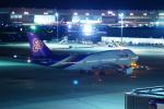 FRTさんが、羽田空港で撮影したタイ国際航空 747-4D7の航空フォト(飛行機 写真・画像)