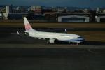 FRTさんが、宮崎空港で撮影したチャイナエアライン 737-8SHの航空フォト(飛行機 写真・画像)