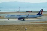 FRTさんが、関西国際空港で撮影したマカオ航空 A321-231の航空フォト(飛行機 写真・画像)