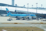 FRTさんが、関西国際空港で撮影した大韓航空 787-9の航空フォト(飛行機 写真・画像)