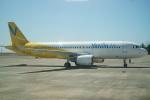 FRTさんが、奄美空港で撮影したバニラエア A320-214の航空フォト(飛行機 写真・画像)