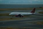 FRTさんが、関西国際空港で撮影した吉祥航空 A320-214の航空フォト(飛行機 写真・画像)