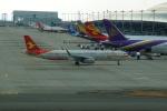 FRTさんが、関西国際空港で撮影した天津航空 A321-231の航空フォト(飛行機 写真・画像)