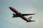 FRTさんが、関西国際空港で撮影した雲南祥鵬航空 737-84Pの航空フォト(飛行機 写真・画像)