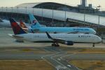 FRTさんが、関西国際空港で撮影したデルタ航空 767-332/ERの航空フォト(飛行機 写真・画像)