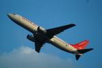 FRTさんが、関西国際空港で撮影したイースター航空 737-86Nの航空フォト(飛行機 写真・画像)