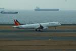 FRTさんが、中部国際空港で撮影したフィリピン航空 A321-231の航空フォト(飛行機 写真・画像)