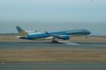 FRTさんが、中部国際空港で撮影したベトナム航空 A350-941XWBの航空フォト(飛行機 写真・画像)