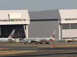 ハム太郎。さんが、羽田空港で撮影した日本航空 767-346の航空フォト(写真)