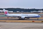 mojioさんが、成田国際空港で撮影したチャイナエアライン A350-941XWBの航空フォト(写真)