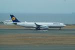 FRTさんが、中部国際空港で撮影したルフトハンザドイツ航空 A340-313Xの航空フォト(飛行機 写真・画像)