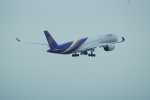 FRTさんが、中部国際空港で撮影したタイ国際航空 A350-941XWBの航空フォト(飛行機 写真・画像)