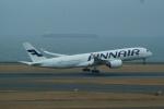 FRTさんが、中部国際空港で撮影したフィンエアー A350-941XWBの航空フォト(飛行機 写真・画像)