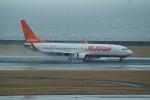 FRTさんが、中部国際空港で撮影したチェジュ航空 737-8LCの航空フォト(飛行機 写真・画像)