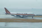 FRTさんが、中部国際空港で撮影したカリッタ エア 747-4B5F/SCDの航空フォト(飛行機 写真・画像)