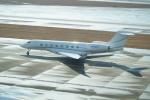 FRTさんが、中部国際空港で撮影したウィルミントン・トラスト・カンパニー G-V-SP Gulfstream G550の航空フォト(飛行機 写真・画像)