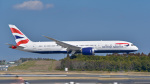 パンダさんが、成田国際空港で撮影したブリティッシュ・エアウェイズ 787-9の航空フォト(写真)