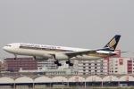344さんが、福岡空港で撮影したシンガポール航空 A330-343Xの航空フォト(写真)
