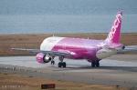 ⚓ほそっち⚓さんが、関西国際空港で撮影したピーチ A320-214の航空フォト(写真)