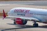 ⚓ほそっち⚓さんが、関西国際空港で撮影したイースター航空 737-8-MAXの航空フォト(写真)