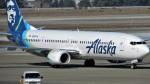 Ocean-Lightさんが、シアトル タコマ国際空港で撮影したアラスカ航空 737-990/ERの航空フォト(写真)